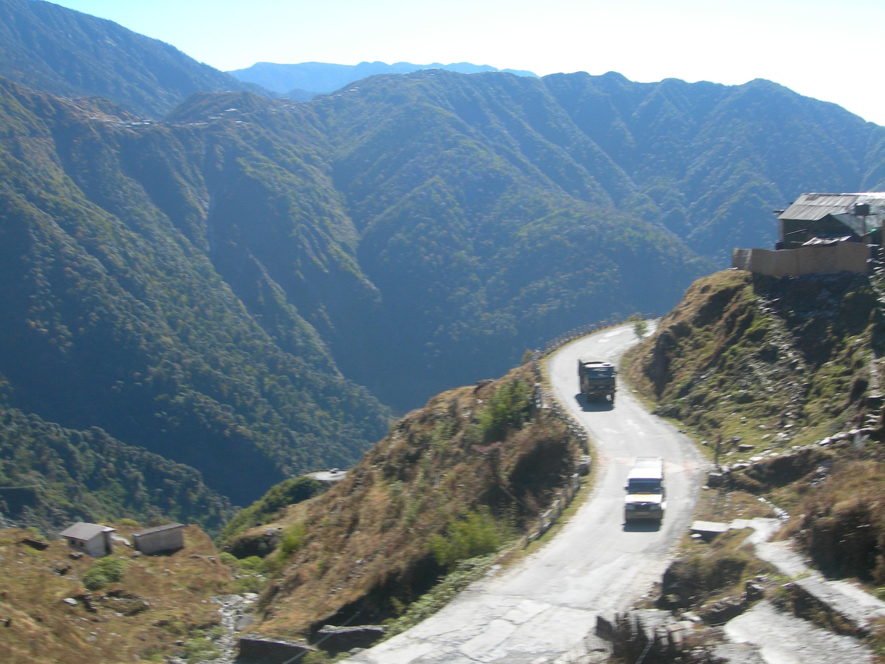 Nathula Pass Gangtok